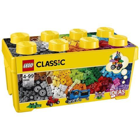 LEGO 10696 Scatola mattoncini creativi media