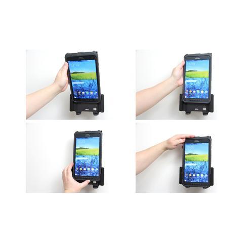 BRODIT 511676 Auto Passive holder Nero supporto per personal communication