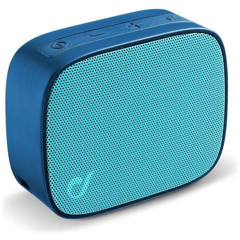 CELLULAR LINE Mini Speaker Bluetooth Univ. Blu