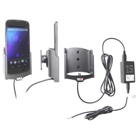 Brodit 513482 Auto Active holder Nero supporto per personal communication