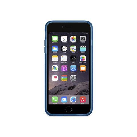 BELKIN Custodia Protettiva in Plastica per Smartphone Blu F8W606BTC06
