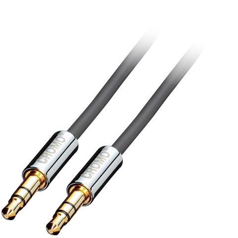 LINDY Cavo Audio CROMO M / M 3m