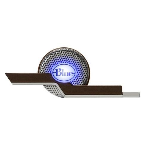 BLUE MICROPHONES Tiki Microfono Usb Intelligente Ultra Compatto