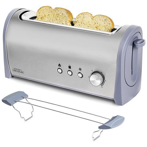 Tostapane doppio, Toast&Taste 1L, 1000w