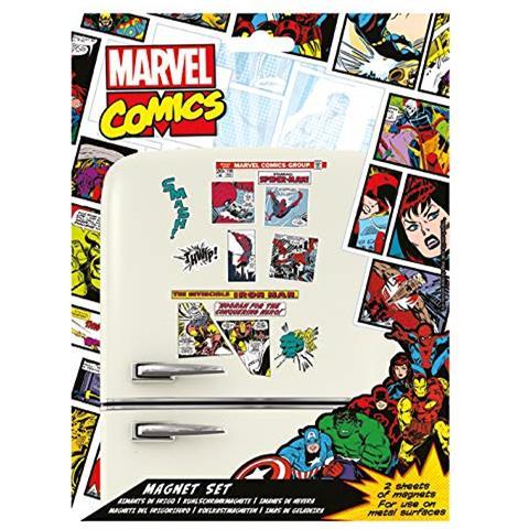 Marvel Comics Ms65080 Kit Calamite, Multicolore, 18 X 24 X 0, 3 Centimetri