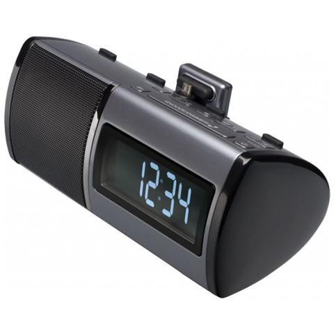 BIGBEN Interactive RRSE4, 3,5 mm, AA, Orologio, Digitale, FM, AC, Batteria
