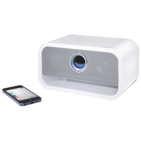 Leitz Diffusore stereo Bluetooth Professional Leitz Complete. - bianco - 63660001