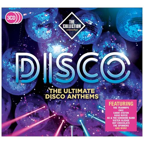 WARNER BROS Disco - The Collection (3 Cd)