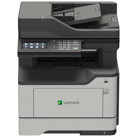 Image of Stampante Multifunzione MX421ade Laser B / N Stampa Copia Scansione Fax A4 40 ppm Ethernet USB 2.0