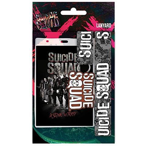 GB EYE Dc Comics: Suicide Squad - Squad (cordino)