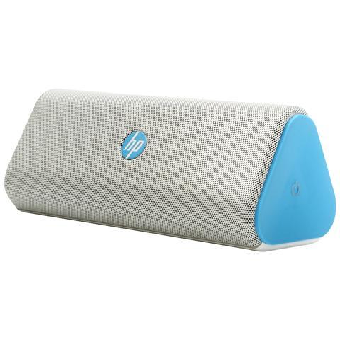 HP Speaker Audio Portatile Roar Plus Bluetooth colore Azzurro