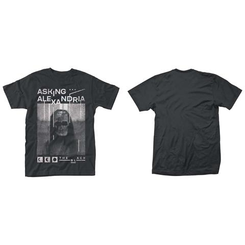 PHM Asking Alexandria - The Black (T-Shirt Unisex Tg. M)