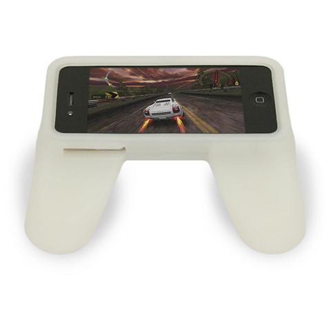 VAVELIERO Joypad per iPhone 4 e 4S - Bianco