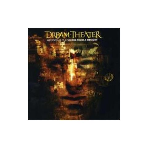 WARNER BROS Cd Dream Theater - Scenes From A Memory