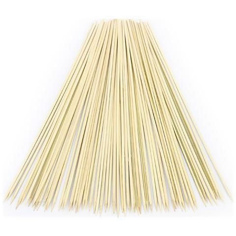 300 Bastoncini Zucchero Filato In Legno