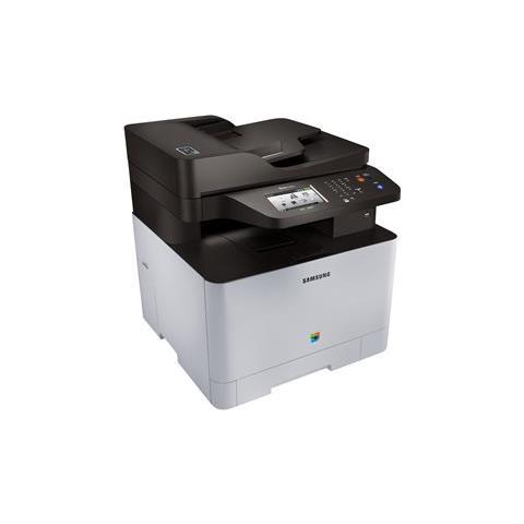 Image of Stampante Multifunzione Xpress SL-C1860FW Laser a Colori Stampa Copia Scansione Fax A4 18 Ppm Wi-Fi USB Ethernet