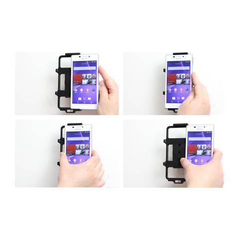 BRODIT 511696 Universale Passive holder Nero supporto per personal communication