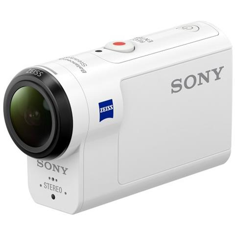SONY Action Cam HDR-AS300R Sensore CMOS Exmor R Full HD Stabilizzato Wi-Fi GPS Bluetooth