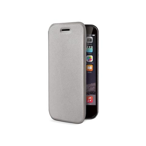 CELLY Custodia Folio per iPhone 6 - Argento