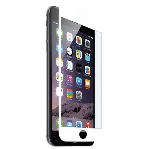 AIINO Pellicola Vetro per iPhone 6/6s / 7 Edge to Edge - Bianco