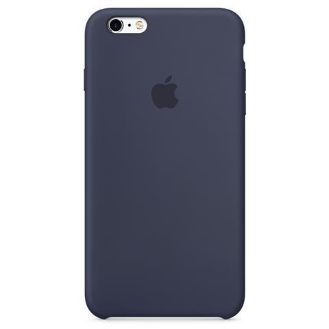 APPLE Custodia in Silicone per iPhone 6S Plus Blu Notte