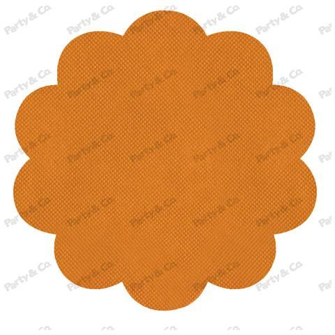 Conf. 10 Rosoni Tnt Cm 40 Arancio
