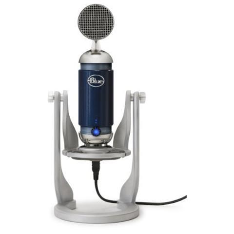 BLUE MICROPHONES Spark Digital Lightning Microfono a Condensatore per iPad e Computer