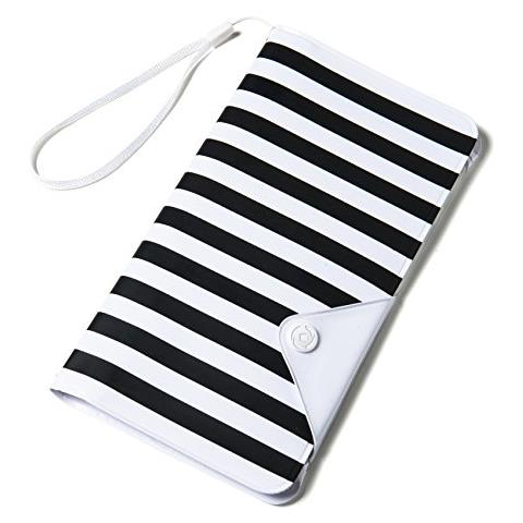 "CELLY SplashWallet per Smartphone da 5.7"" colore Bianco"