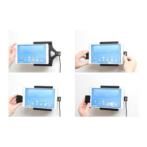BRODIT 547616 Universale Active holder Grigio supporto per personal communication