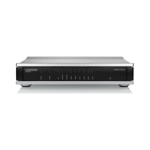 Image of 1783VA Collegamento ethernet LAN ADSL2+ Nero, Grigio router cablato