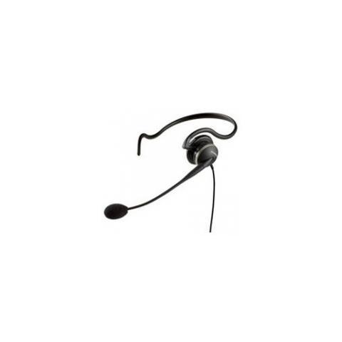 JABRA GN2100 Stereofonico Padiglione auricolare Nero cuffia e auricolare