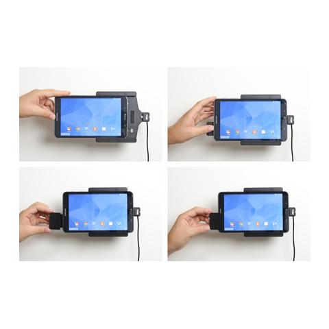 BRODIT 547637 Universale Active holder Grigio supporto per personal communication