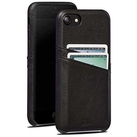 SENA Cases iPhone 7 Snap On Wallet nero