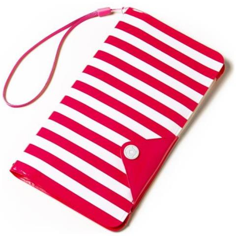 "CELLY SplashWallet per Smartphone da 5.7"" colore Rosa"