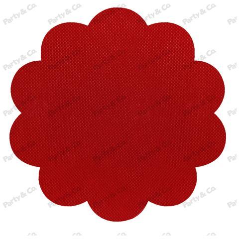 Conf. 10 Rosoni Tnt Cm 40 Rosso