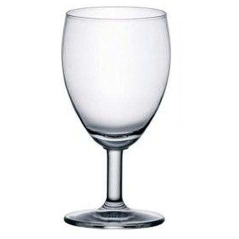 BORMIOLI Confezione 6 Pezzi Calice da Vino Capacità 17 Cl. - Modello Eco