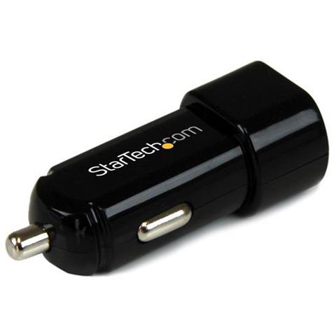 STARTECH.COM Caricatore Accendisigari A Doppia Presa Usb (17W-3.4 Amp) .