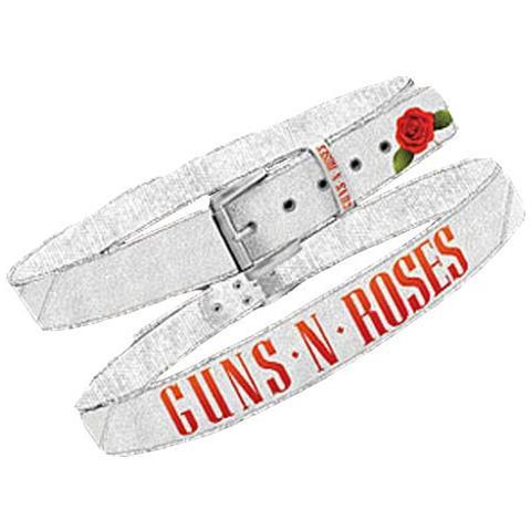BIOWORLD Guns N' Roses - Vintage Cracked (Cintura Tg. L)