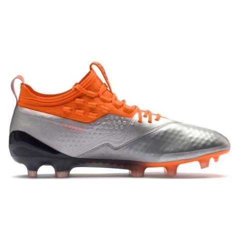 Puma One 1 Lth Fg ag Scarpe Da Calcio Uomo Uk 9,5