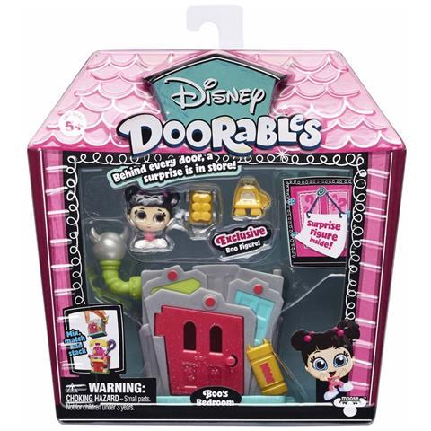 FAMOSA Doorables - Mini Playset - Monsters E Co.