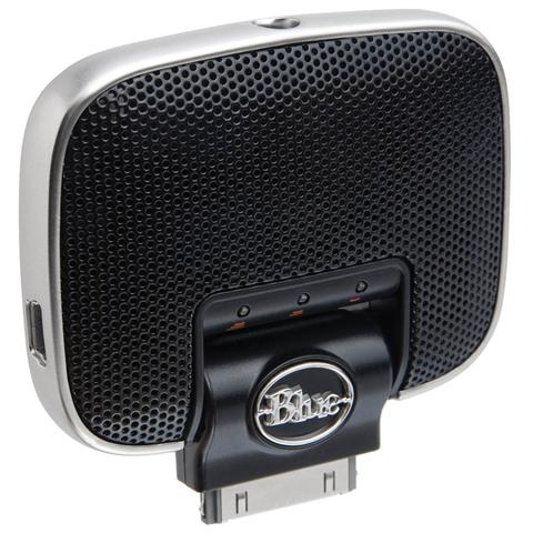 BLUE MICROPHONES Mikey Digital Microfono a Condensatore per iPhone 4/4s e iPad 2/3
