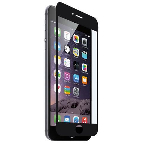 AIINO Pellicola Vetro Edge to Edge per iPhone 6 Plus / 6s Plus - Black