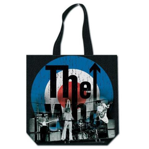 ROCK OFF Who (The) - Tote Bag: Target (Borsa)