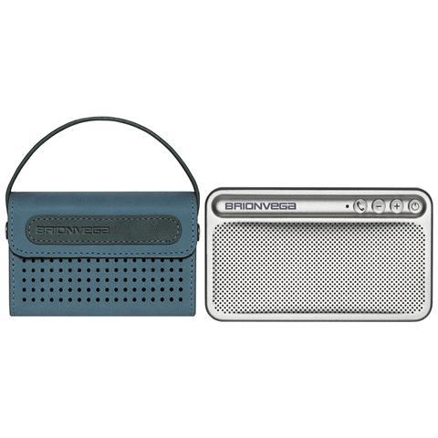 BRIONVEGA WEARiT TS217 - Cassa amplificata Bluetooth con Borsetta color Blue