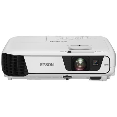 "EPSON EB-S31, 762 - 8890 mm (30 - 350"") , 4:3, AC, 4:3, 1,77 - 2,4 m, 1,77 - 1,77 m"