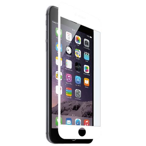 AIINO Pellicola Vetro per iPhone 6 Plus / 6s Plus Edge to Edge - Bianco