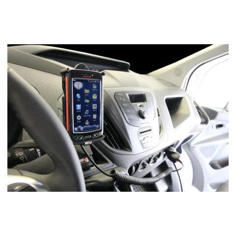 BRODIT 512539 Auto Active holder Nero supporto per personal communication