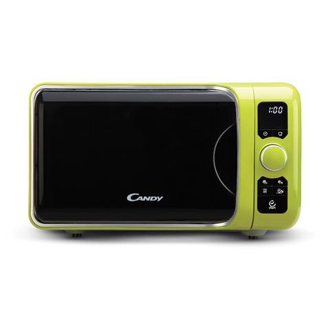 EGO-G25DCG Ego Forno a Microonde con Grill Potenza Massima 900+Potenza Grill 1000 Watt Capacità 25 Litri Colore Verde