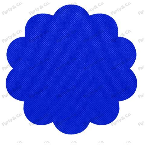 Conf. 10 Rosoni Tnt Cm 40 Blu Cobalto
