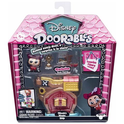 FAMOSA Doorables - Mini Playset - Peter Pan
